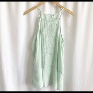 Old Navy mint green spaghetti strap tank
